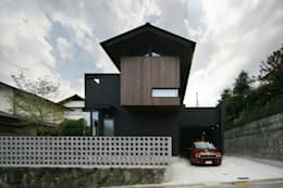 Nhà by 田中一郎建築事務所