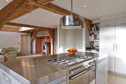Cocinas de estilo rural por Adam Coupe Photography Limited