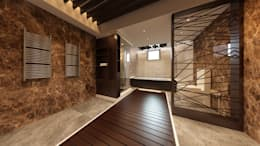 Phòng tắm by TOPOS+PARTNERS