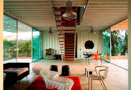 by James & Mau Arquitectura