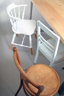 Esszimmer: skandinavische Esszimmer von Kristina Steinmetz Design