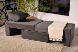 Salas de estilo moderno por FEYDOM Deutschland GmbH
