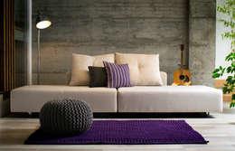 Salas/Recibidores de estilo moderno por FEYDOM Deutschland GmbH