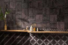 Walls & flooring by Daniel Heath Studio