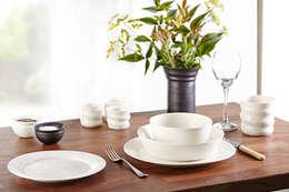 Cocina de estilo  por Jo Davies Ceramics