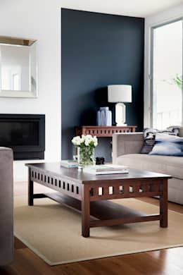 modern Living room تنفيذ Beba