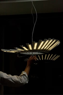 Liberty: moderne Woonkamer door Danny Kuo Design