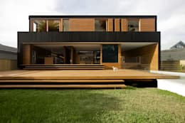 modern Houses by CHROFI