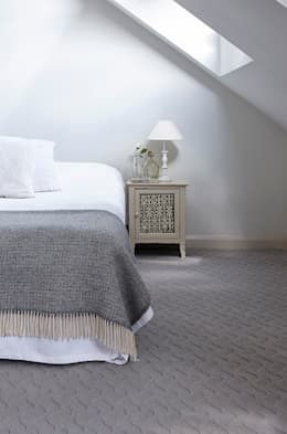 Walls & flooring تنفيذ Wools of New Zealand