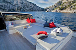 Yachts & jets by Finot
