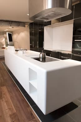 modern Kitchen by DUPONT TÜRKİYE