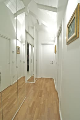 Casas de estilo moderno de Fabio Gianoli