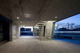 by 庄司寛建築設計事務所 / HIROSHI SHOJI  ARCHITECT&ASSOCIATES