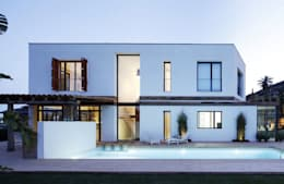 Maisons de style de style Méditerranéen par 08023 Architects