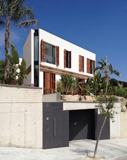 mediterranean Houses by 08023 Architects