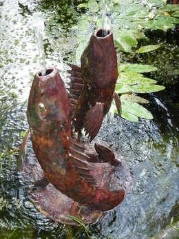 Artwork by Humphrey Bowden Fountain Designer and Maker