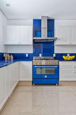 Кухни в . Автор – Samara Barbosa Arquitetura