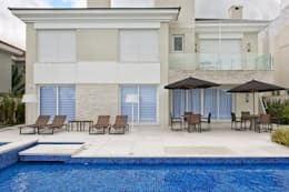 Albercas de estilo clásico por Samara Barbosa Arquitetura