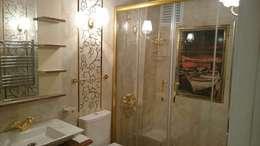 Şahin Dekorasyon – Çalışmalarımız: modern tarz Banyo