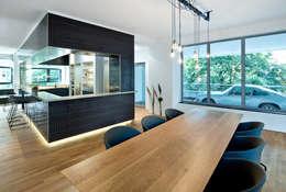 DITTEL ARCHITEKTEN GMBH: modern tarz Yemek Odası