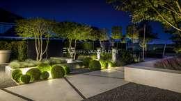 Grote Moderne Tuin : Liefhebber van de moderne tuin zo leg je hem aan