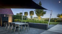 ERIK VAN GELDER | Devoted to Garden Design: kırsal tarz tarz Bahçe