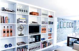 modern Living room by Vivid line furniture ltd