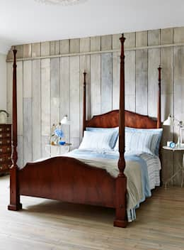 country Bedroom by Titchmarsh & Goodwin