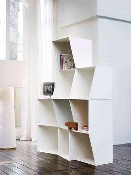 Salon de style  par design by nico