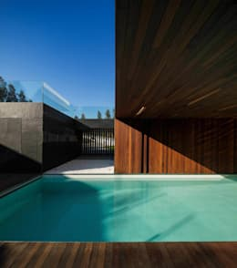 modern Pool by spaceworkers®