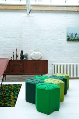 غرفة المعيشة تنفيذ design by nico