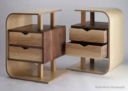 Thomas Wilson Furniture: minimal tarz tarz Yatak Odası