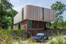 123DV Moderne Villa's: modern tarz Evler