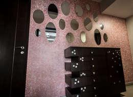 Residence -1: modern Houses by Instinct Designs