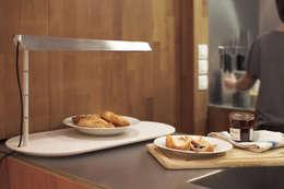 Lampe chauffante: Cuisine de style de style Industriel par Romain Remigereau