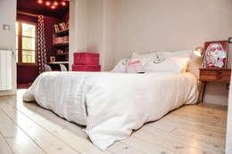 Chambre à coucher:  de style  par Insides
