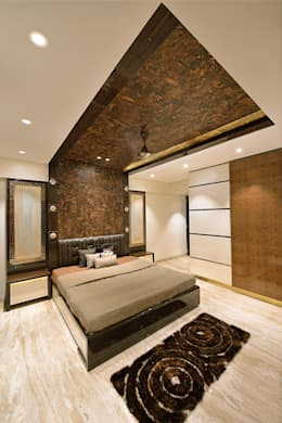 RESIDENCE AT KHAR : classic Houses by Ar. Milind Pai
