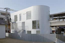 D-APARTMENT(CASA Kojiro): SPACESPACEが手掛けた家です。
