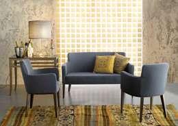 modern Living room by TOPLINE