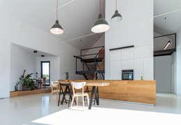 Cuisine de style de style Moderne par Kropka Studio
