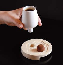 Projekty,  Kuchnia zaprojektowane przez Lucie Bolzec