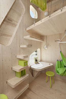 Casas de estilo  por Tengbom