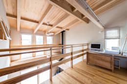 田村の家: Sola sekkei koubouが手掛けた書斎&オフィスです。