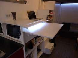 Phòng khách by Antinomik design