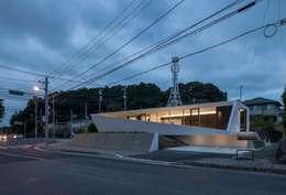 منازل تنفيذ 後藤武建築設計事務所