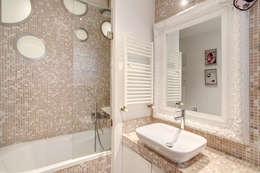Ванные комнаты в . Автор – MOB ARCHITECTS
