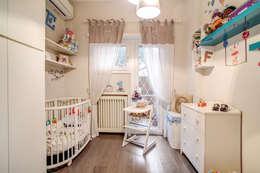 Детские комнаты в . Автор – MOB ARCHITECTS