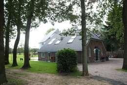 modern Houses by Architectenbureau Jules Zwijsen