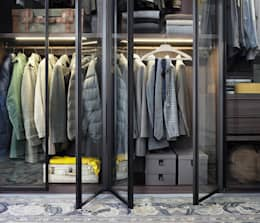 Chi ha inventato L'armadio: Casa in stile  di Mobilificio Marchese