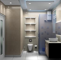 в . Автор – Universal Pride Interiors Pvt. Ltd.